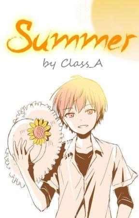 Summer (Karma Akabane x Reader fanfic) by Class_A
