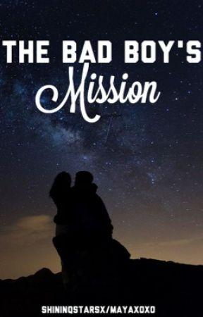 The Bad Boys Mission  by shininqstarsx