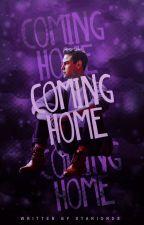 COMING HOME!    ⁽  ᶦˢᵃᵃᶜ ˡᵃʰᵉʸ  ⁾ by starIords