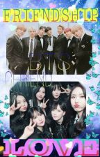 FriendShip & Love Between Bts and GFriend by Ainanafisa_jihoon