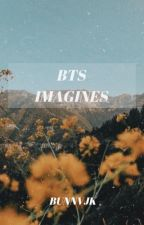 BTS Imagines  by bunnvjk