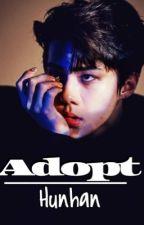 Adopt ||Hunhan||EXO by kkyutaee