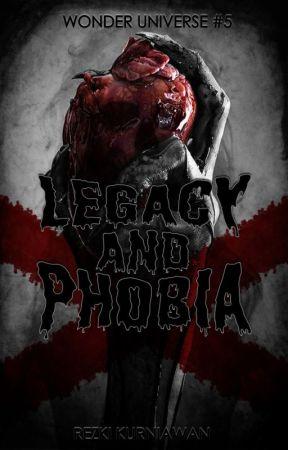 Phobia by RezqwanWawan