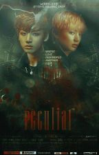 Peculiar(Vampire au)TaeKook[English Version] by mirre-sshi