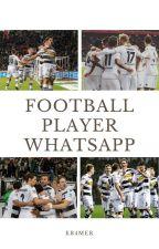 football player whatsapp by KR4MER