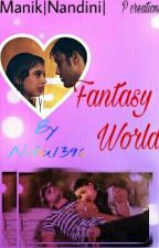 Manan fantasy world by nitu1396