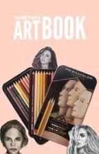 Art Book || Jasbethh by jasbethh