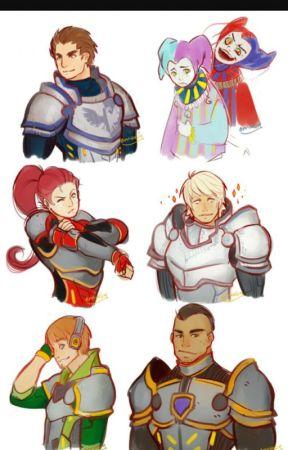 Nexo Knights Randomness by Crystal_Kittens