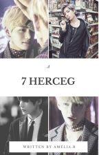A 7 Herceg [Kim Taehyung ff.] → SZÜNETEL by Elmariachigurl