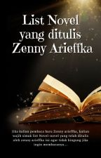 Semua tentang Buku karya Zenny Arieffka by zennyarieffka