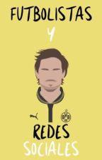 futbolistas // redes sociales by benhowedes