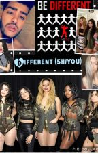 Different (fifth harmony/you) by xDaffyDuck