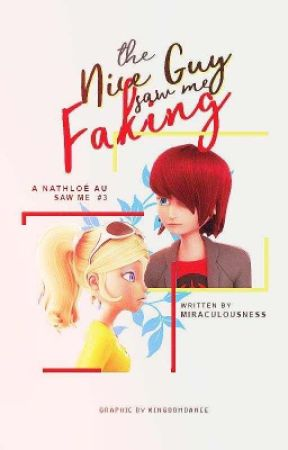 The Perfect Family Saw Me Faking ; Adrienette AU [Saw Me #3] by MIRACULOUSNESS