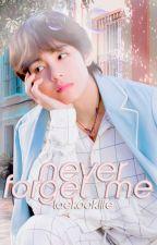 Never Forget Me; kth + jjk by taekooklife