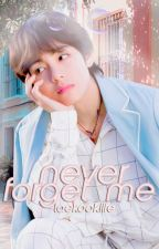 Never Forget Me; kth + jjk by taekooklife