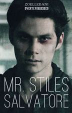 Mr. Stiles Salvatore by OvertlyObsessed