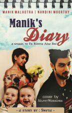ERAB - Manik's Diary by mysticalmusings_