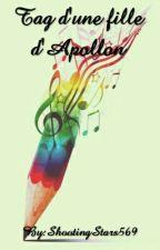 Tag D'une Fille D'Apollon by ShootingStars569
