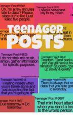 Teenager Posts by dafluffyunicorn