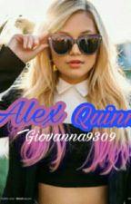 Alex Quinn :A filha do Coringa e da Arlequina  by Giovanna9309