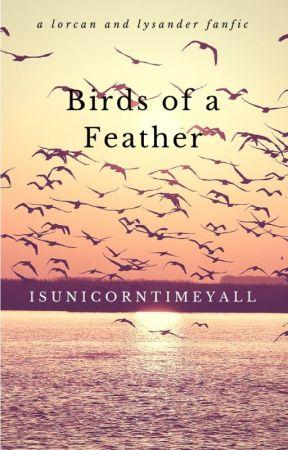 Birds of a Feather by ISUNICORNTIMEYALL