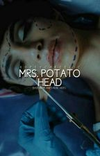 Mrs. Potato Head. by 80spsychedelic