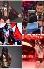 Finn Balor imagines  by finnbalor210