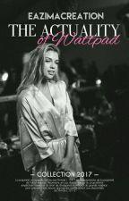 [EAZITOPIA VOL ▶ 1] - Le Parisien the actuality of Wattpad by eazimacreation