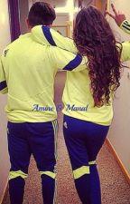 Amine & Manal by mvrtjee_k