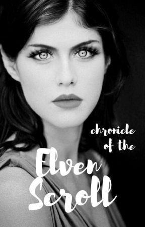 Elven Scroll - A King Thranduil Fanfiction by NoiraQuel