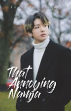 『C』That Annoying Namja » Jeon Jungkook « by aeliyeons