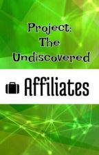Affiliates by project-undiscovered