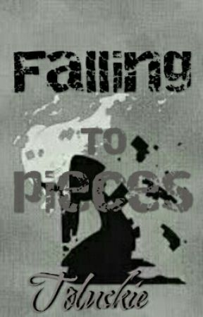 Falling to pieces by Toluskie