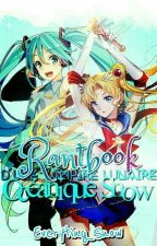 Rant Book D'une Reine Vampire Lunaire Océanique Snow by Everything-Snow