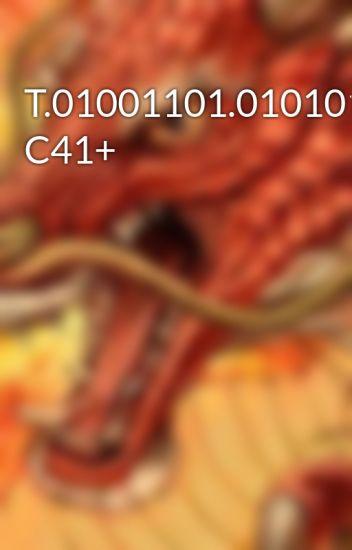 T.01001101.01010111 C41+