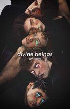 DIVINE BEINGS   MYTH AU. by aphroditye