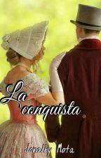 La conquista (Saga Mc'Salan #4) by Jonamota
