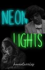Neon Lights || Larry Stylinson by homolarries