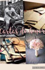 """""""Cartas de Amor"""" Zayn y tú [adaptada] by NZaynM"""