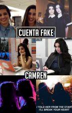 Cuenta Fake; Camren by camilaisgold