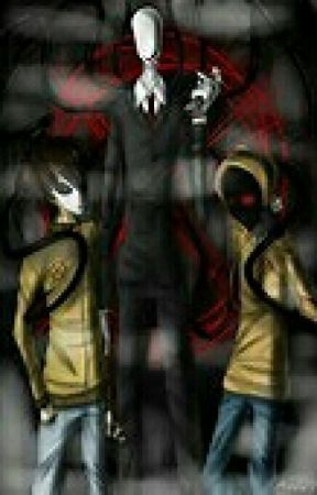 PROXIES of Slender man And Creepy Pasta - slender man's brothers
