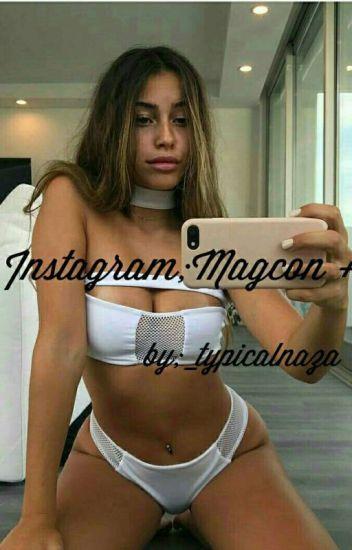 Instagram;Magcon  [Socialmedia]