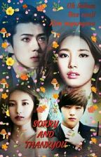 SORRY &THANK'YOU✔(complete) by syukuzysohyun