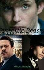 Fantastic Beasts Imagines and Preferences by Andie_AmericanPsycho
