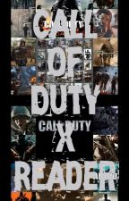 Call of Duty x reader by CoDOrigins56