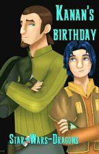 Kanan's birthday by Star-Wars-Dragons