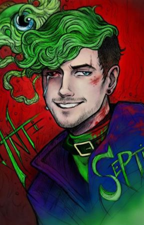 Him (AntiSepticeye X Reader) - Cold  (little bit of smut in
