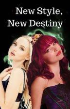 New Style, New Destiny by luvwarriorcats13