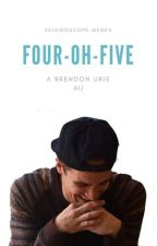 four-oh-five; a brendon & sarah urie au by kaleidoscope-memes