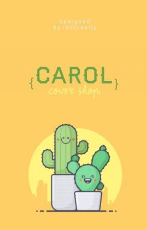 Carol; cover shop by radicaelly